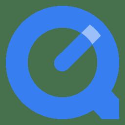 Media quicktime icon