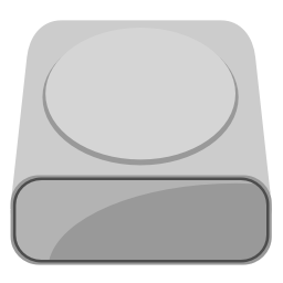 System hdd icon