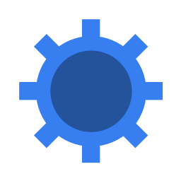 System settings icon