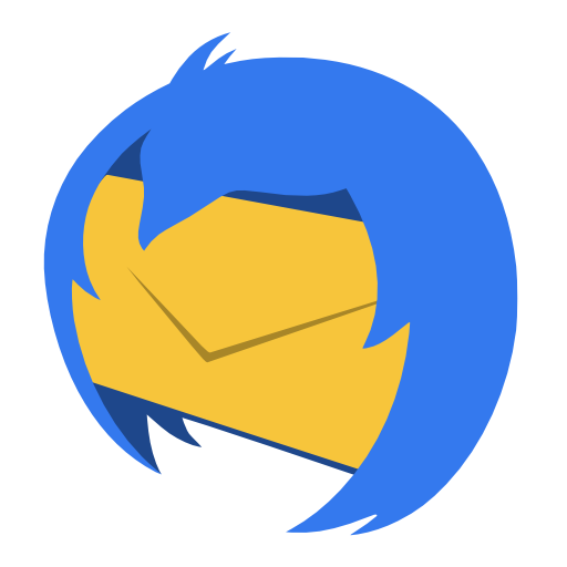 Communication-thunderbird icon