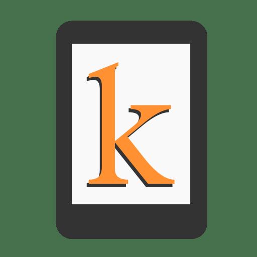 Media kindle icon