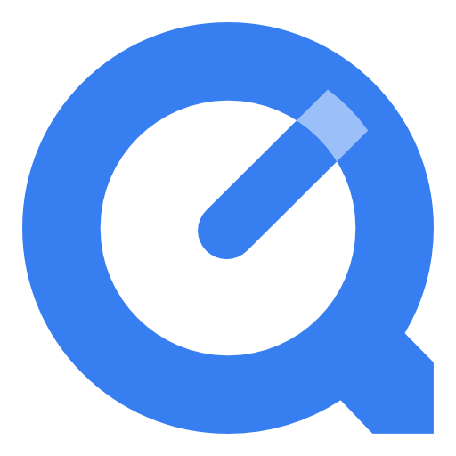 Media quicktime icon