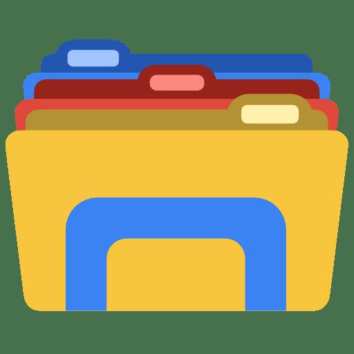 System-explorer icon