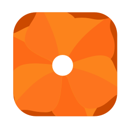 Media illustrator icon