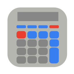 Utilities calculator icon