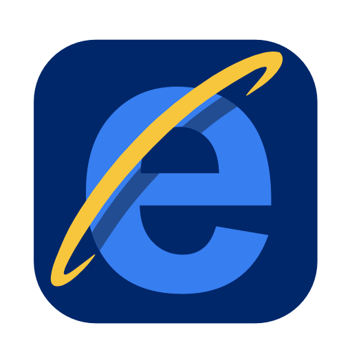 Internet-ie icon