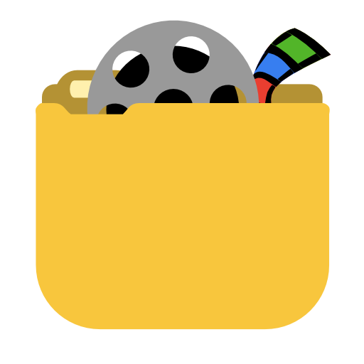 System-videos icon