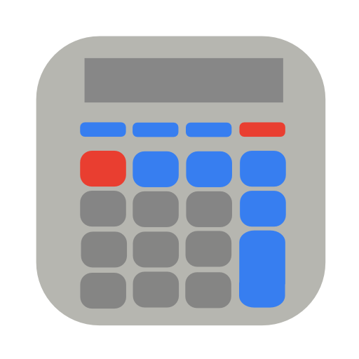 Utilities-calculator icon