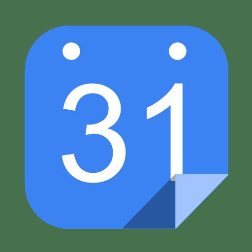 Utilities-google-calendar icon