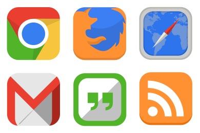 Squareplex Icons