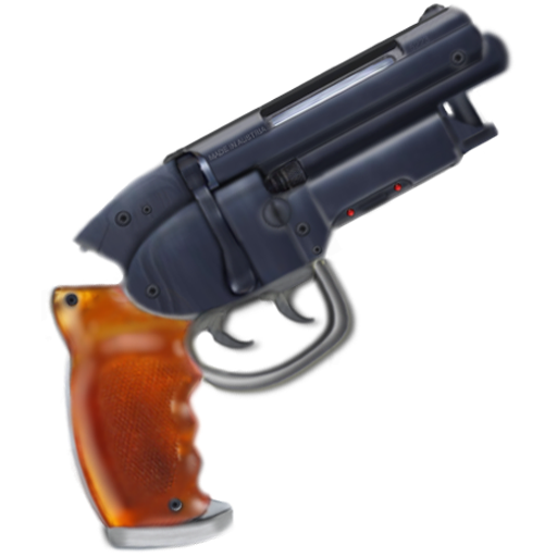 Deckard-blaster icon