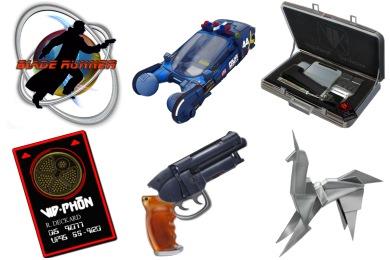 Blade Runner Icons
