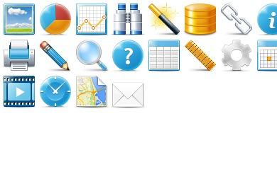 Free Vibrant Icons