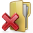 Folder Delete icon