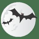 Contest Halloween: Aiuta Strega Edea a ritrovare i suoi oggetti! Bats-moon-icon