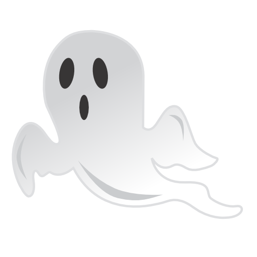 Ghost Icon | Halloween Iconset | CSS Creme