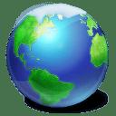 Globe Internet icon