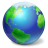 Globe Internet icon