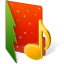 http://icons.iconarchive.com/icons/custo-man/christmas/64/Folder-Music-icon.png