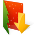 Folder-Downloads icon