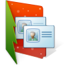 Folder-Contacts icon
