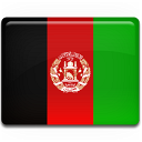 Afghanistan Flag icon