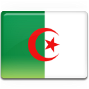 Algeria Flag icon