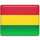 Bolivia-Flag icon