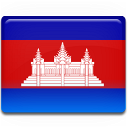 Cambodia Flag icon