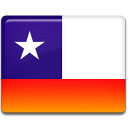 Chile-Flag icon