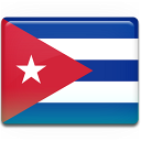 Cuba Flag icon