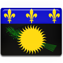 Guadeloupe icon