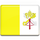 Holy see Flag icon