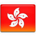 Hong Kong Flag icon