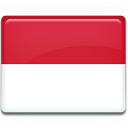 Indonesia-Flag icon