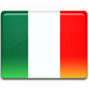 Italy Flag icon