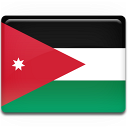 Jordan Flag icon