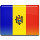 Moldova Flag icon