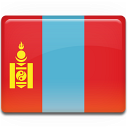 Mongolia-Flag icon