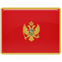 Montenegro Flag icon