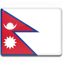Nepal Flag icon