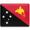 Papua-New-Guinea-Flag icon