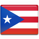 Puerto Rico Flag icon