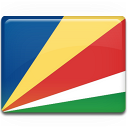 Seychelles Flag icon