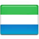 Sierra-Leone-Flag icon