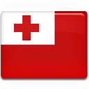 Tonga Flag icon