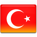 Turkey Flag icon