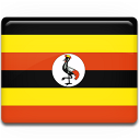 Uganda Flag icon