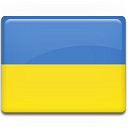 Ukraine Flag icon
