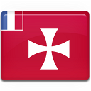 Wallis and Futuna Flag icon